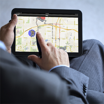 GPS Tracking in real-time